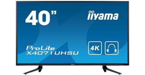 IIYAMA ProLite X4071UHSU-B1 - 40 pouces