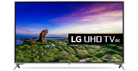 LG 55UJ651V - 140 cm