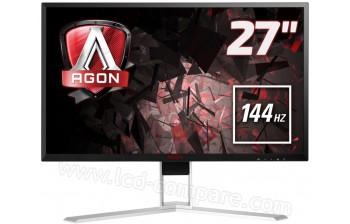 AOC AGON AG271QX - 27 pouces - A partir de : 469.99 € chez RueDuCommerce