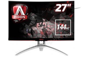 AOC AGON AG272FCX - 27 pouces - A partir de : 315.00 € chez Monsieur Plus chez Amazon