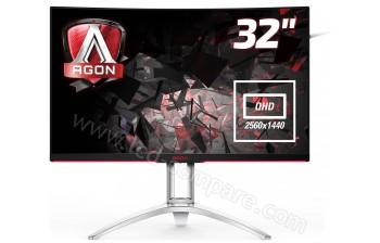 AOC AGON AG322QCX - 31.5 pouces