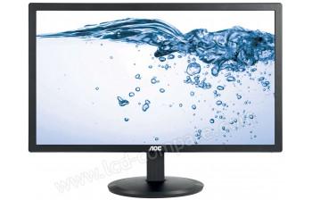 AOC e2280Swn - 21.5 pouces - A partir de : 120.99 € chez Monsieur Plus chez RueDuCommerce