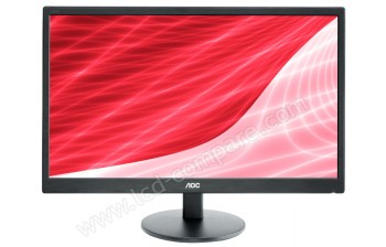 AOC e2470Swhe - 23.6 pouces - A partir de : 105.40 € chez La Boutique du Net