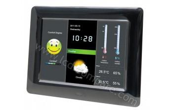 BRAUN DigiFrame 800 Weather - 8 pouces - A partir de : 112.10 € chez Amazon