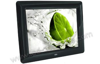 Cooldevice digilife 8 super slim black 8 fiche - Cadre photo numerique 20 pouces ...