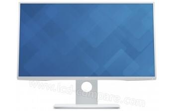 "DELL UltraSharp U2717D InfinityEdge Blanc - 27"""
