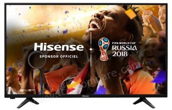 HISENSE H43A5100 - 108 cm - A partir de : 373.27 € chez Etuyo chez Darty