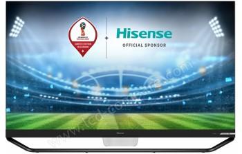 HISENSE H65U9A - 163 cm - A partir de : 2037.97 € chez C promo chez RueDuCommerce