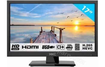 HKC 17H2 - 44 cm - A partir de : 147.79 € chez Espace-disque chez RueDuCommerce
