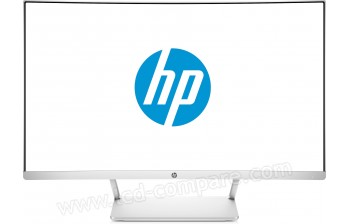 HP 27 Curved Display - 27 pouces