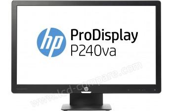 "HEWLETT PACKARD HP ProDisplay P240va - 23.8"" - A partir de : 151.99 € chez Monsieur Plus chez RueDuCommerce"