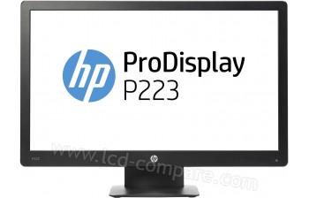 HP ProDisplay P223 - 21.5 pouces
