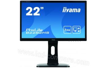 IIYAMA ProLite B2282HS-B1 - 21.5 pouces - A partir de : 129.99 € chez Amazon