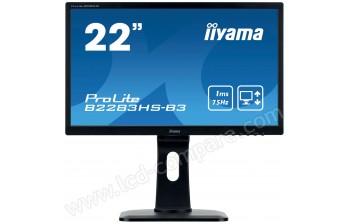 IIYAMA ProLite B2283HS-B3 - 21.5 pouces - A partir de : 139.90 € chez Cdiscount