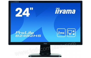 IIYAMA ProLite B2482HS-B1 - 24 pouces - A partir de : 142.40 € chez La Boutique du Net