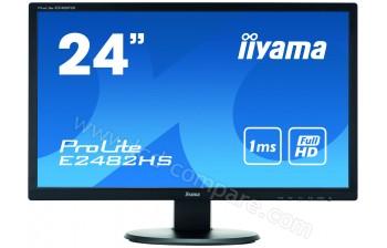 IIYAMA ProLite E2482HS-B1 - 24 pouces - A partir de : 116.40 € chez La Boutique du Net
