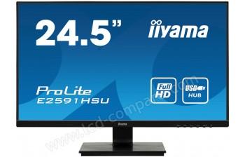 """IIYAMA ProLite E2591HSU-B1 - 24.5"""" - A partir de : 124.90 € chez RueDuCommerce"""