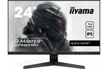 IIYAMA G-Master G2440HSU-B1 - 23.8 pouces - A partir de : 149.00 € chez Ubaldi