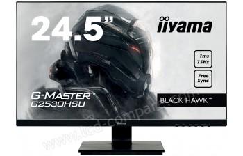 "IIYAMA G-Master G2530HSU-B1 - 24.5"" - A partir de : 132.99 € chez Villatech chez RueDuCommerce"