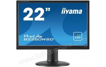 IIYAMA ProLite B2280WSD-B1 - 22 pouces - A partir de : 163.30 € chez La Boutique du Net