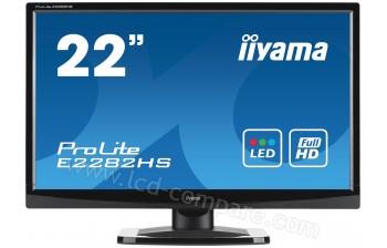 IIYAMA ProLite E2282HS-GB1 - 21.5 pouces - A partir de : 115.65 € chez ADMI chez Cdiscount