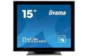 IIYAMA ProLite T1532MSC-B5AG - 15 pouces - A partir de : 476.82 € chez Zbpmedia chez Rakuten