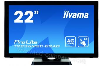 IIYAMA ProLite T2236MSC-B2AG - 21.5 pouces - A partir de : 331.17 € chez TopBiz chez Amazon