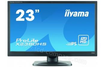 IIYAMA ProLite X2380HS-B1 - 23 pouces - A partir de : 136.51 € chez Bora Computer chez Amazon