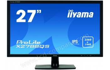 IIYAMA ProLite X2788QS-B1 - 27 pouces