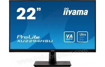 """IIYAMA ProLite XU2294HSU-B1 - 21.5"""" - A partir de : 129.99 € chez Cybertek"""