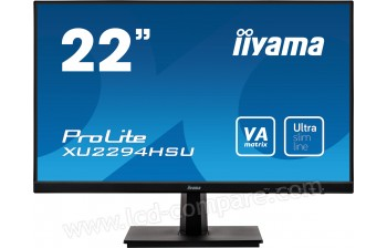 "IIYAMA ProLite XU2294HSU-B1 - 21.5"" - A partir de : 126.11 € chez TopBiz chez Cdiscount"