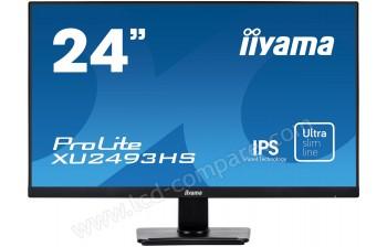 IIYAMA ProLite XU2493HS-B1 - 23.8 pouces - A partir de : 137.71 € chez La Boutique du Net chez RueDuCommerce