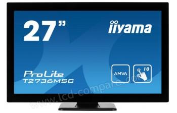 IIYAMA ProLite T2736MSC-B1 - 27 pouces - A partir de : 474.00 € chez Alternate