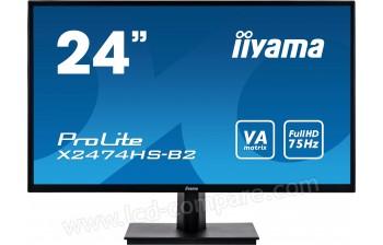 IIYAMA ProLite X2474HS-B2 - 23.6 pouces - A partir de : 119.99 € chez Cybertek