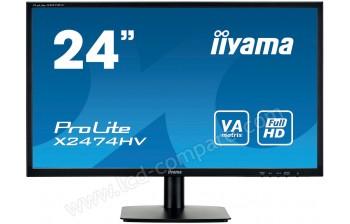 IIYAMA ProLite X2474HV-B1 - 23.6 pouces - A partir de : 86.99 € chez GrosBill