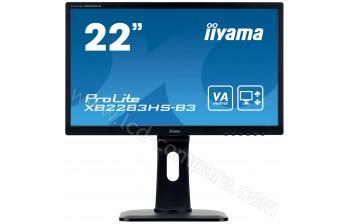 IIYAMA ProLite XB2283HS-B3 - 21.5 pouces - A partir de : 134.99 € chez Cybertek
