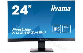 IIYAMA ProLite XU2492HSU-B1 - 24 pouces - A partir de : 139.41 € chez Cdiscount