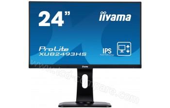 IIYAMA ProLite XUB2493HS-B1 - 23.8 pouces - A partir de : 156.61 € chez La Boutique du Net