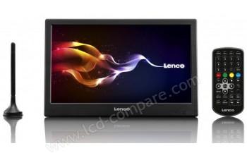 LENCO TFT-1028 Noir - 25.5 cm - A partir de : 103.16 € chez Stortle chez Cdiscount