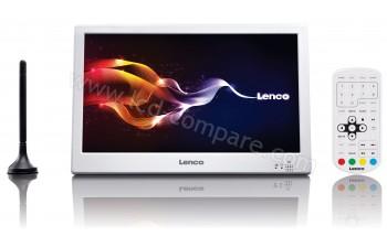 LENCO TFT-1028 Blanc - 25.5 cm - A partir de : 106.16 € chez Stortle chez Amazon