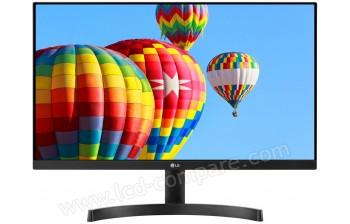 LG 24MK600M-B - 23.8 pouces - A partir de : 103.31 € chez Amazon
