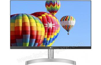LG 24ML600S-W - 24 pouces - A partir de : 143.82 € chez Amazon