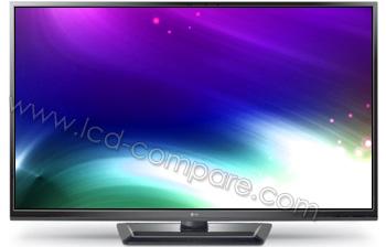 LG 50PA4500 - 127 cm, fiche technique, prix et avis consommateurs