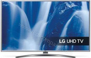 LG 50UM7600 - 126 cm - A partir de : 680.51 € chez BestDigit chez Rakuten