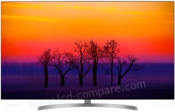 Gamme TV LG 2018 LED et OLED