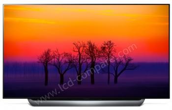 LG OLED55C8 - 140 cm