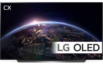 LG OLED55CX6 - 139 cm