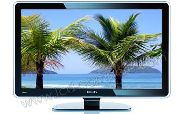philips 42pfl9603h 107 cm fiche technique prix et avis consommateurs. Black Bedroom Furniture Sets. Home Design Ideas