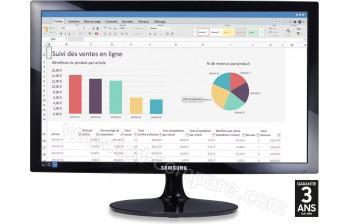 SAMSUNG S24D332H - 24 pouces - A partir de : 109.97 € chez ELECTRO DEPOT