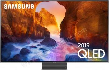 SAMSUNG QE65Q90R - 165 cm - A partir de : 2309.00 € chez Monsieur Plus chez Amazon
